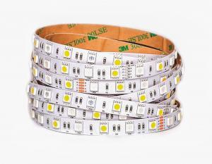 LED Solution RGBW LED pásik + bielá 14,4W 24V bez krytia Farba svetla: RGB + teplá biela 085131