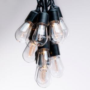 LED svetelná reťaz DecoKing Bulb, 10 svetielok, dĺžka 8 m