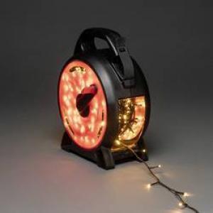 LED svetelná reťaz Konstsmide vonkajšie/vnútroné 3832-807, 230 V, N/A, 23.93 m