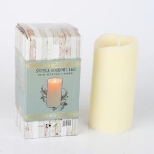 LED sviečka 15cm