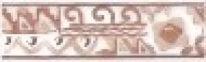 Listela 20x6,1 Rako Lucie WLAED113 béžová
