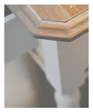 LIVIN HILL Stôl - konzola, Ravenna RA018