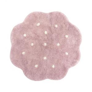 LORENA CANALS Mini Biscuit Vintage Nude, ružová/biela