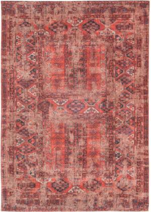 LOUIS DE POORTERE Antiquarian Antique Hadschlu 8719 7-8-2 Red, bordová/červená