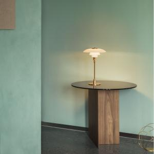 Louis Poulsen Louis Poulsen PH 3 1/2-2 1/2 stolná lampa mosadz