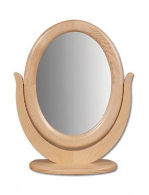 LT105 Oválne stolové zrkadlo