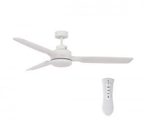 Lucci air 213055 - LED Stropný ventilátor SHOALHAVEN GX53/17W/230V biela