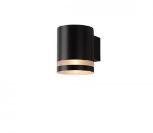 Lucide 14880/05/30 - LED vonkajšie nástenné svietidlo BASCO-LED 1xGU10/4,5W/230V