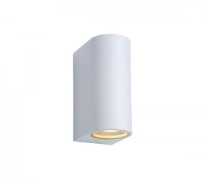 Lucide 22861/10/31 - LED vonkajšie nástenné svietidlo ZORA-LED 2xGU10/5W/230V