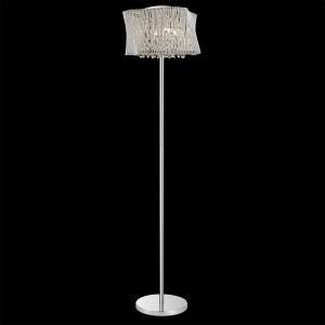 Luxera 46107 Zonda stojaca lampa kryštál 4x40W