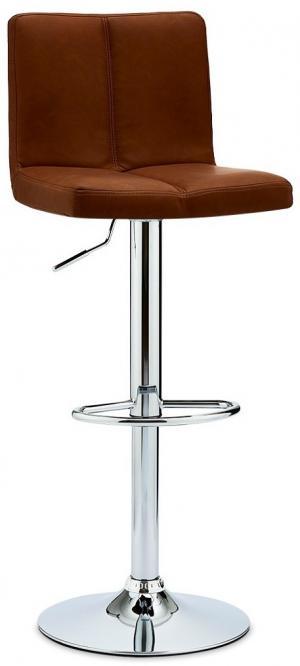 Luxusná barová stolička Aesop, svetlohnedá
