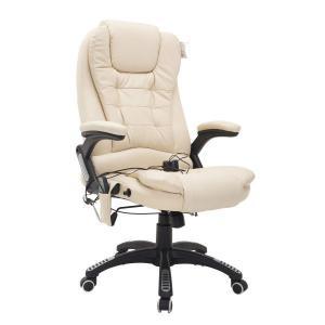 Luxusné kancelárske kreslo s masážnou funkciou a vyhrievaním