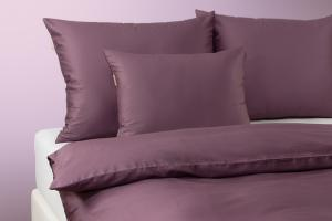 Luxusné obliečky Picaso Mirabell Purpur 2x70x90/200x220 cm