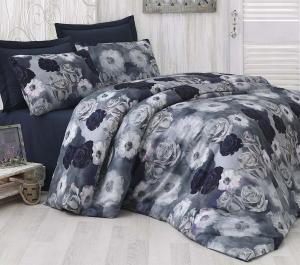 Luxusné Saténové obliečky Aura 4x50x70/200x220cm Issimo Home