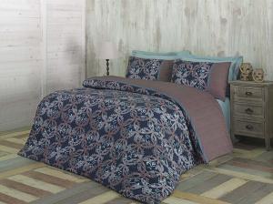Luxusné Saténové obliečky SAVOY 4x50x70/200x220cm Issimo Home