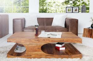 Luxusný konferenčný stolík Island