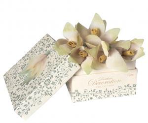 Maileg Závesné kvety Dorthea - set 5 ks