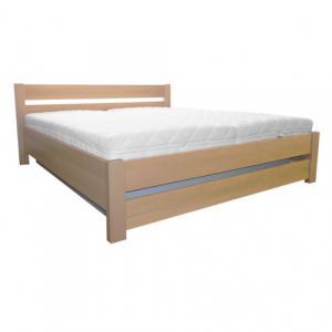 Manželská posteľ 140 cm LK 190 BOX (s roštom a úl. priestorom)