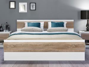 Manželská posteľ 160 cm Venecia Casa-038