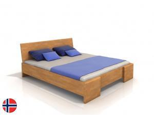Manželská posteľ 160 cm - Naturlig - Blomst High (buk) (s roštom) Sme autorizovaný predajca Naturlig.
