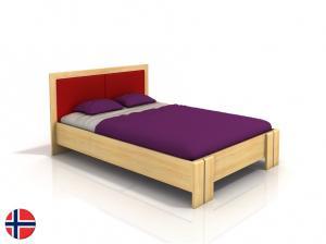 Manželská posteľ 160 cm - Naturlig - Manglerud High BC (borovica) (s roštom) Sme autorizovaný predajca Naturlig.