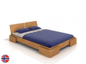 Manželská posteľ 180 cm - Naturlig - Jordbaer (buk) (s roštom) Sme autorizovaný predajca Naturlig.