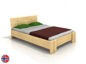 Manželská posteľ 180 cm - Naturlig - Tosen High (borovica) (s roštom). Sme autorizovaný predajca Naturlig.