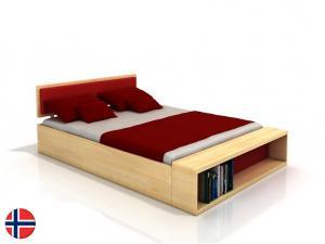 Manželská posteľ 200 cm - Naturlig - Invik (borovica) (s roštom). Akcia -15% Sme autorizovaný predajca Naturlig.