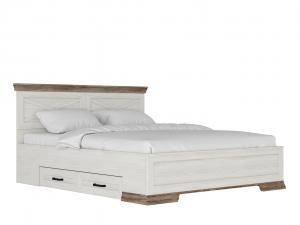 Manželská posteľ: marselle - loz/160x200 (so zásuvkami)