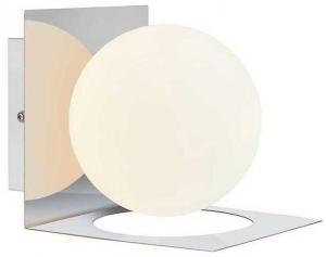 Markslöjd 107488 - Kúpeľňové nástenné svietidlo ZENIT 1xG9/18W/230V IP44