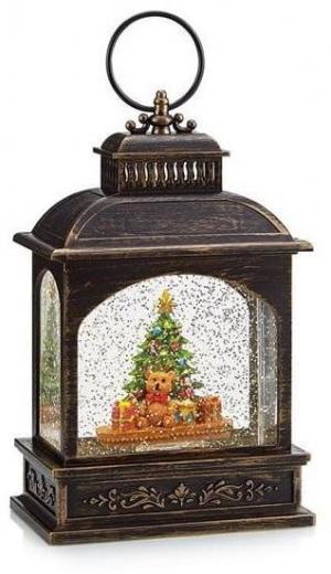 Markslöjd 704978 - LED Vianočná dekorácia RICKARD lucerna