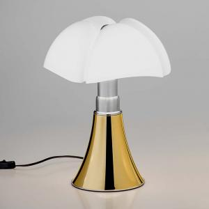 Martinelli Luce Martinelli Luce Minipipistrello stolná lampa zlatá