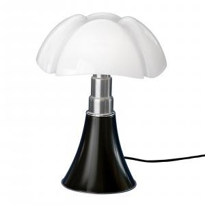 Martinelli Luce Martinelli Luce Pipistrello – stolná lampa, čierna