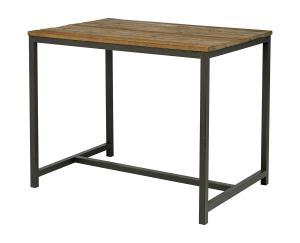 Barový stôl VINTAGE, prírodná