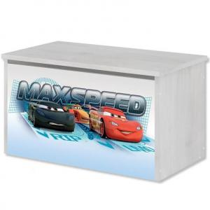 MAXMAX Detská truhla Disney - CARS