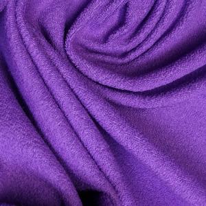 MAXMAX FROTÉ prestieradlo 200x160 cm - svetlo fialová