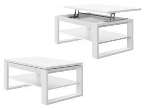 Mazzoni NUO biely - konferenčný stolík