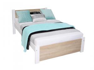 MD Jednolôžková posteľ Klára 90x200