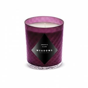 MEADOWS Luxusná vonná sviečka Ambrosia Allure