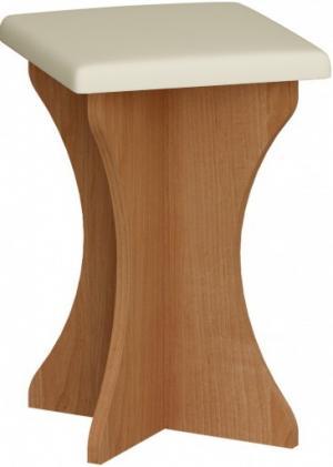 MEBLOCROSS ZKU-04 taburetka jelša / béžová