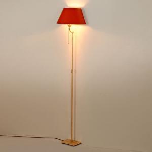 Menzel Menzel Living Elegant stojaca lampa červené