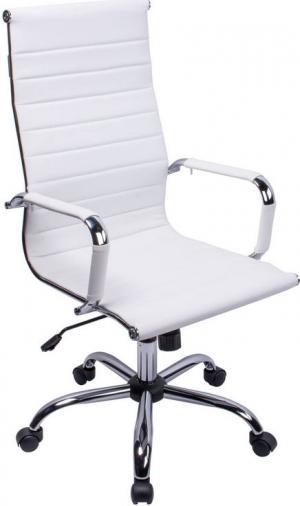MERCURY Kancelárske kreslo PE-A13 Ronin biela
