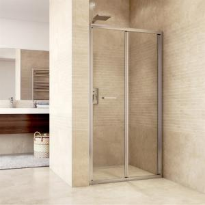 Mereo Mistica CK80123H sprchové dvere, 90x190 cm, chróm ALU, sklo Číre