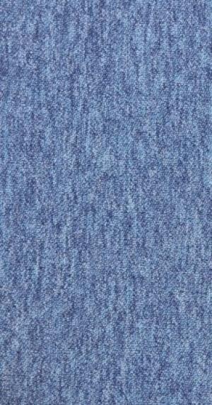 Metrážový koberec Basalt 51861 modrý - Rozměr na míru s obšitím cm