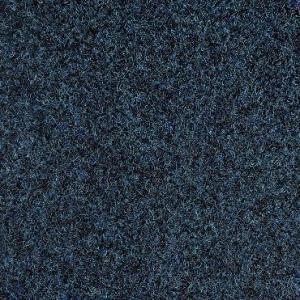 Metrážový koberec Rolex 0834 modro-černá - Rozměr na míru bez obšití cm