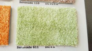 Metrážový koberec Serenade 611 - Rozměr na míru s obšitím cm