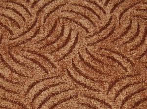 Metrážový koberec Tango 822 Hnědý - Rozměr na míru bez obšití cm