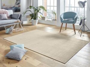 Mint Rugs - Hanse Home koberce Kusový koberec Mint Rugs 103498 Hazel creme - 80x250 cm