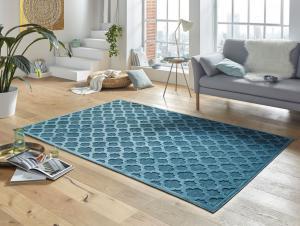 Mint Rugs - Hanse Home koberce Kusový koberec Mint Rugs 103504 Bryon blue - 160x230 cm