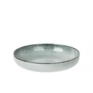 Mísa 22,5 cm Broste NORDIC SEA - šedá